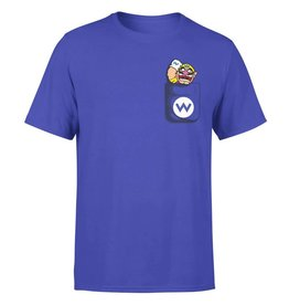 Nintendo T-Shirt Wario Pocket