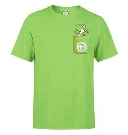 Nintendo T-Shirt Yoshi Pocket