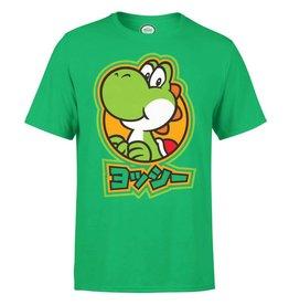 Nintendo T-Shirt Yoshi Kanji