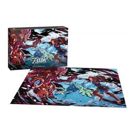 USAOPOLY Legend of Zelda Breath of the Wild Puzzle Scourge of Vah Medoh