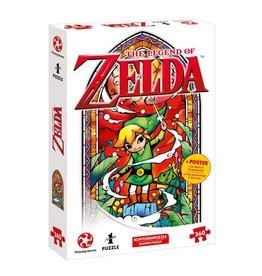 The Legend of Zelda Puzzle Link Wind's Requiem