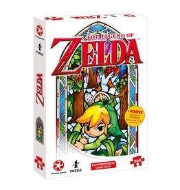 The Legend of Zelda Puzzle Link Boomerang
