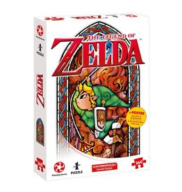 The Legend of Zelda Puzzle Link Adventurer