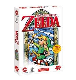 The Legend of Zelda Puzzle Link Hero's Bow