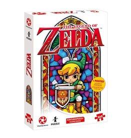 The Legend of Zelda Puzzle Link The Hero of Hyrule