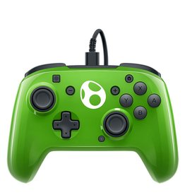 PDP Faceoff™ Wired Pro Controller- Yoshi
