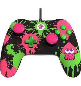 POWER A Manette Filaire Iconic Splatoon 2