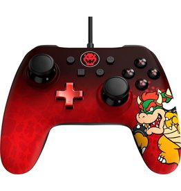 POWER A Manette Filaire Iconic Bowser