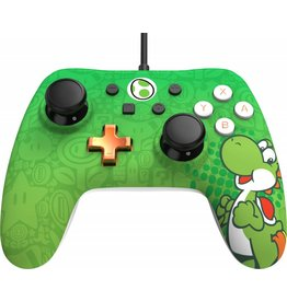 POWER A Manette Filaire Iconic Yoshi