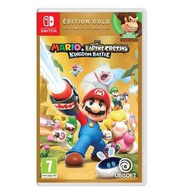 UBISOFT Mario + Lapins Crétins Kingdom Battle Edition Gold