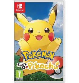 THE POKEMON COMPANY Pokémon : Let's Go Pikachu