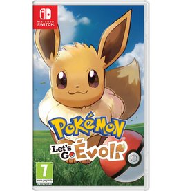 THE POKEMON COMPANY Pokémon : Let's Go Evoli