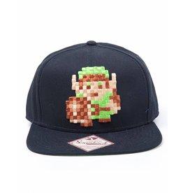 BIOWORLD Nintendo Casquette Link 8 bit Zelda