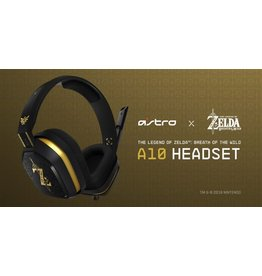 ASTRO GAMING Casque A10 Zelda Breath of the Wild