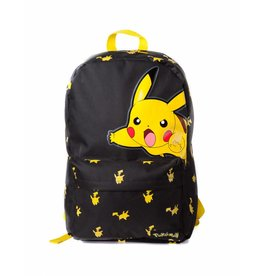 BIOWORLD Pokémon - Sac à dos Big Pikachu