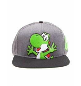 BIOWORLD Nintendo casquette hip hop Yoshi & Egg