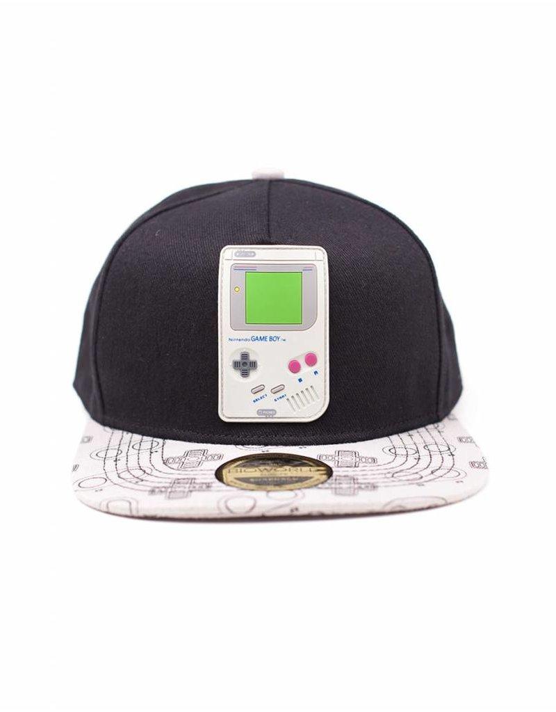 BIOWORLD Nintendo Casquette Snapback Gameboy