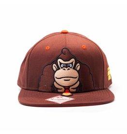 Nintendo casquette hip hop Snap Back Donkey Kong