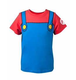 BIOWORLD Nintendo Super Mario Novelty T-shirt Enfant