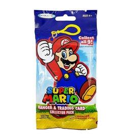 ENTERPLAY Super Mario porte-clés géant & carte