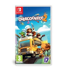 TEAM 17 Overcooked 2 Switch
