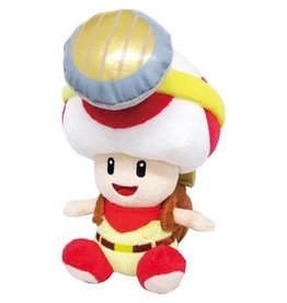 SANEI Peluche Captain Toad 18cm