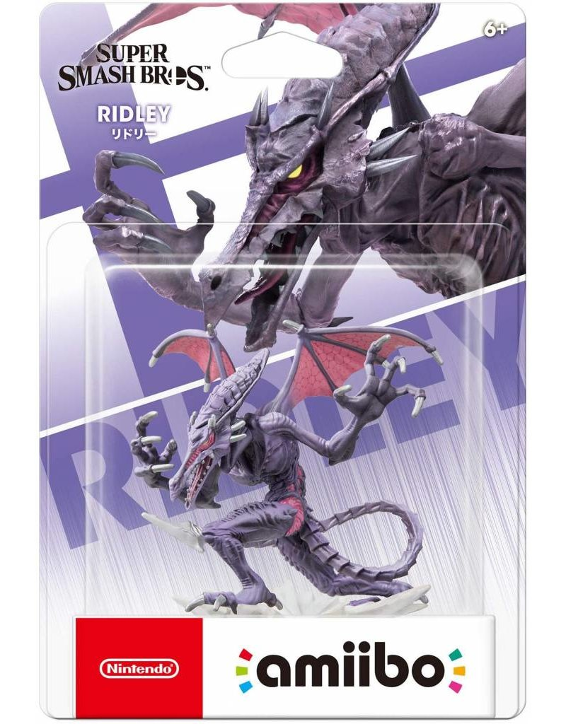 NINTENDO amiibo Ridley (Collection Super Smash Bros)