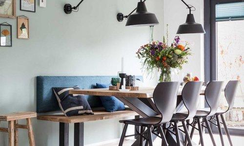 Zo verbind je keuken en woonkamer