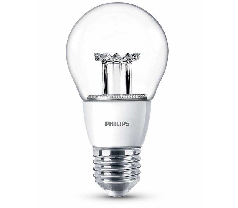 Philips LED LAMP bol Glas
