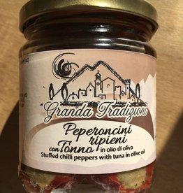 Granda Tradizioni Peperoncini au thon