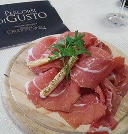 Carni dock Crudo di Cuneo DOP