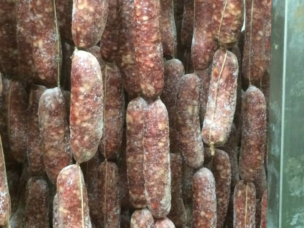 CMV Salumificio Saucissons de Porc assaisonnés-Truffes