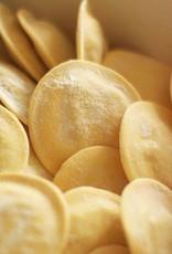 Al limone Ravioli gorgonzola & noix