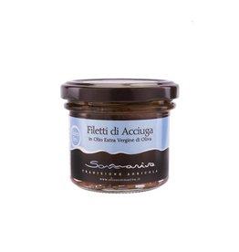Sommariva Filets anchois Bio