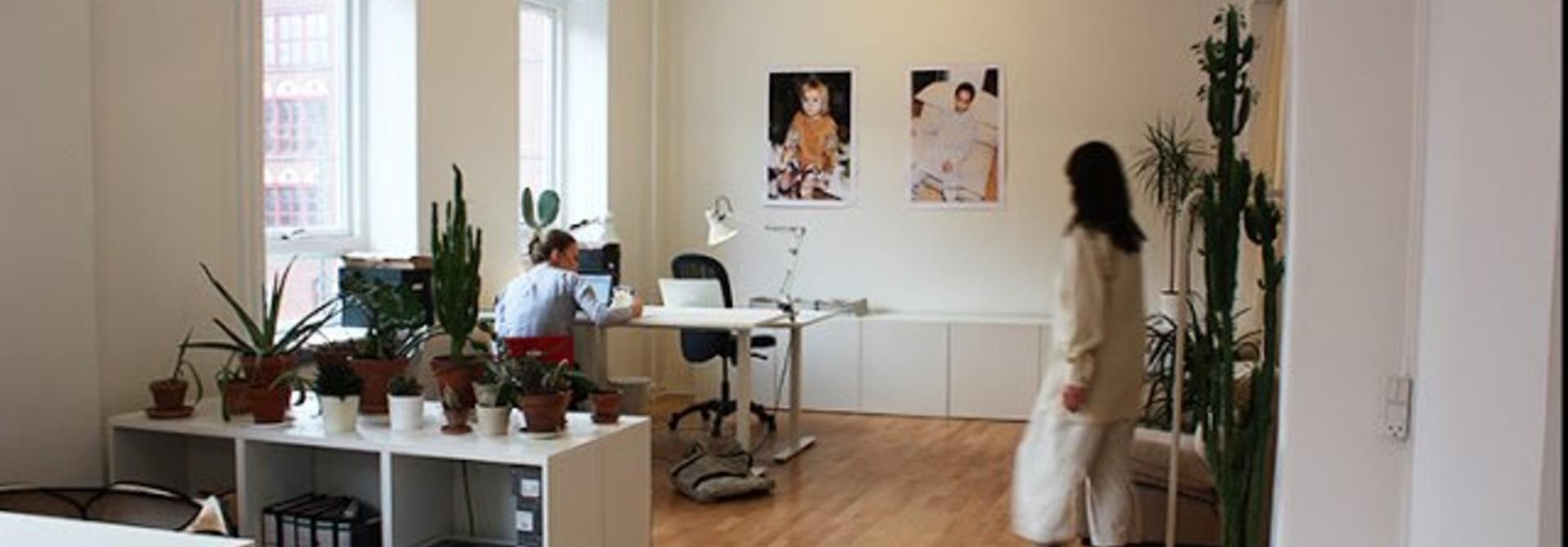 Interview met Peter op het hoofdkantoor van het duurzame kledingmerk POPUPSHOP