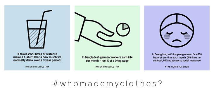 Waarom de mode industrie een 'fashion revolution' nodig heeft