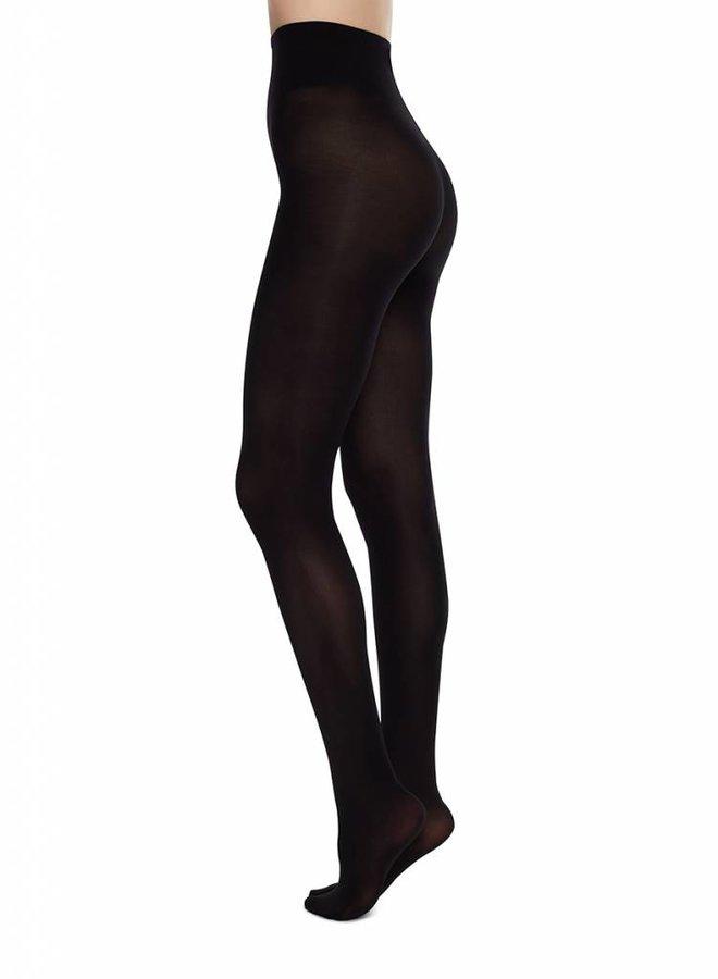 Swedish Stockings | Olivia panty 60 denier zwart