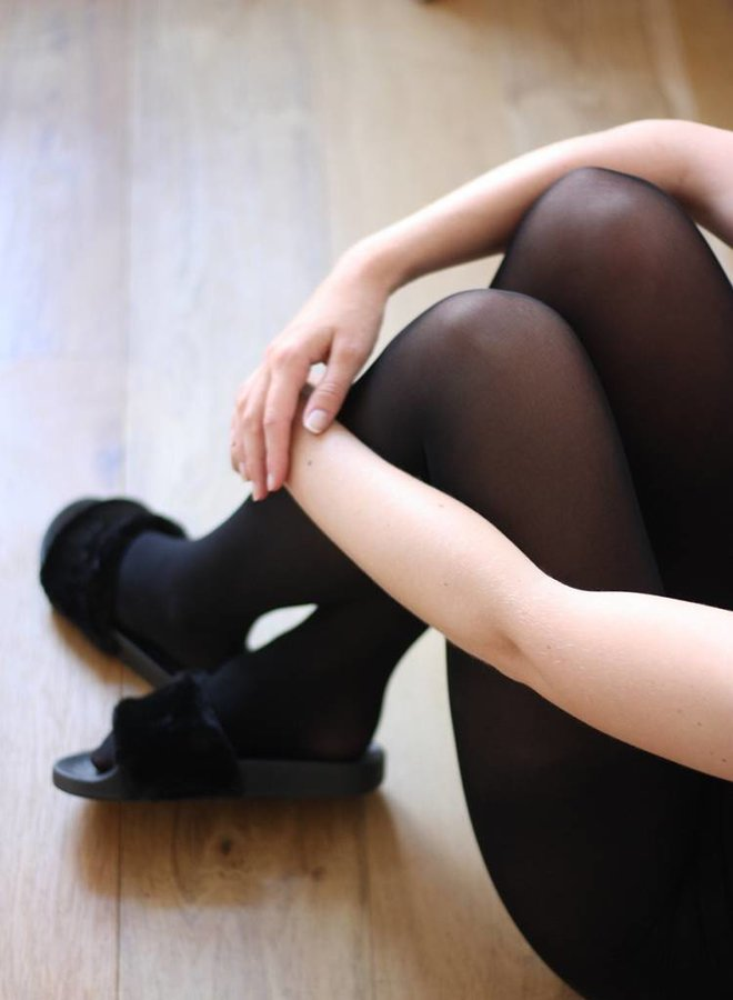 Swedish Stockings | Olivia tights 60 denier black
