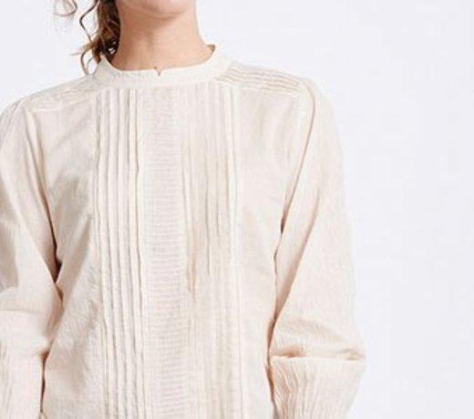 Slow fashion made of organic cotton
