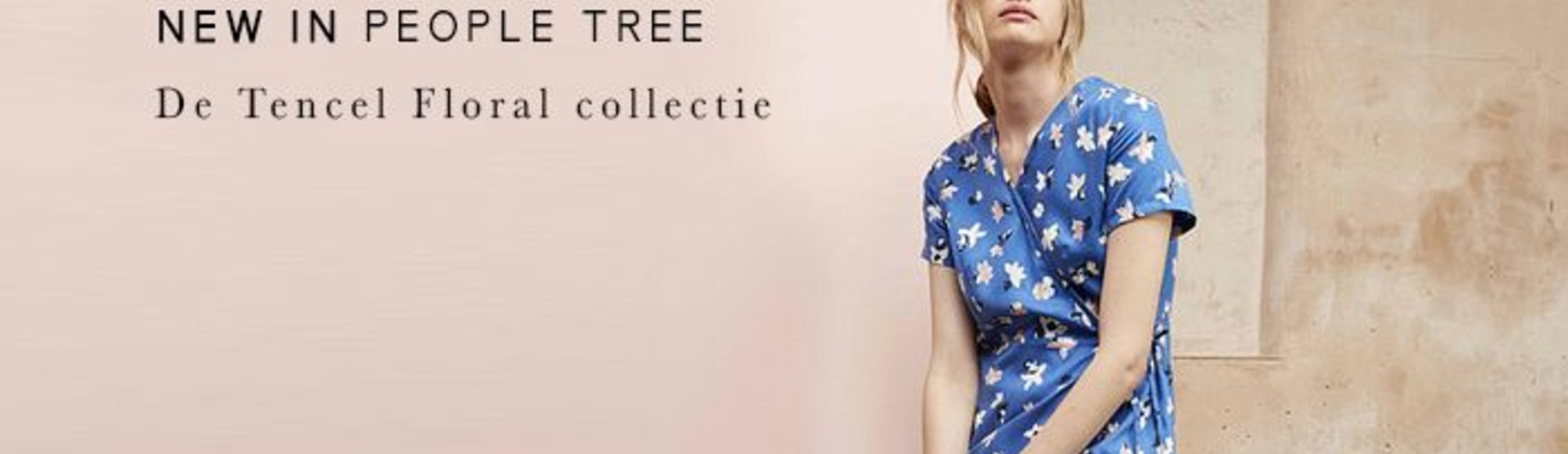 NEW IN | De People Tree Tencel collectie