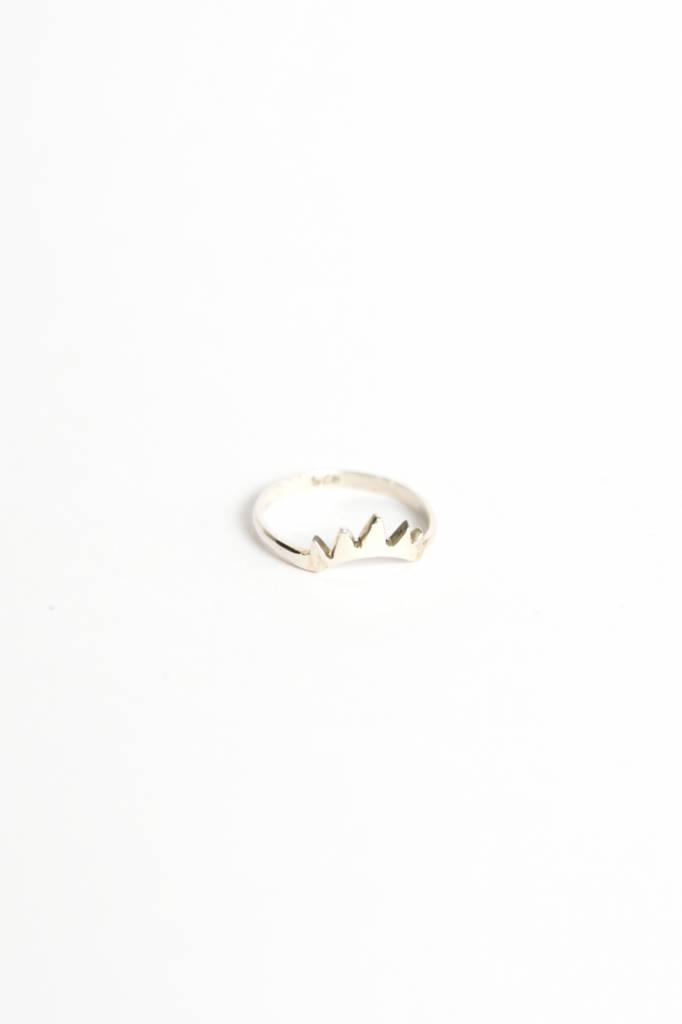 Wildthings | Empire ring silver-1