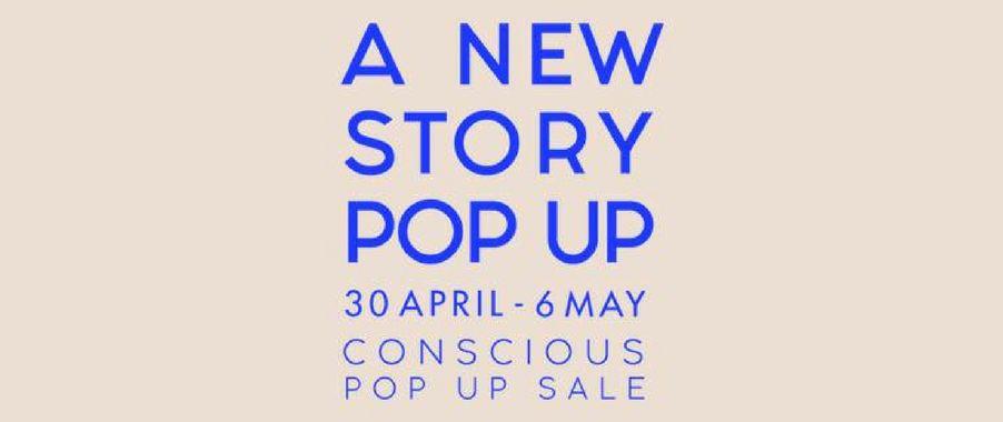 Take it slow en de New Story Pop-Up in Amsterdam