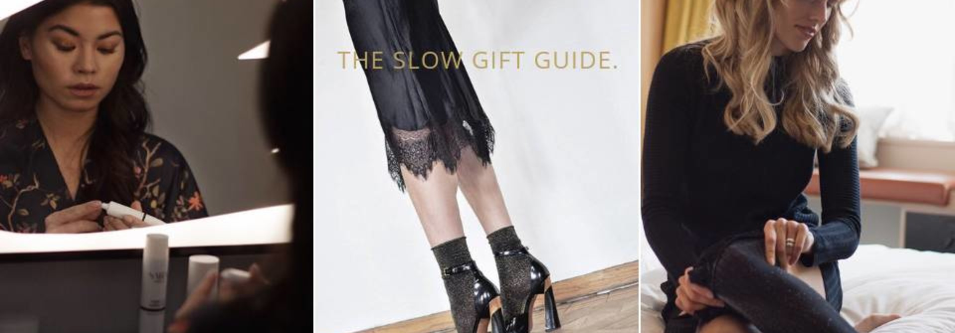 The Slow Gift Guide