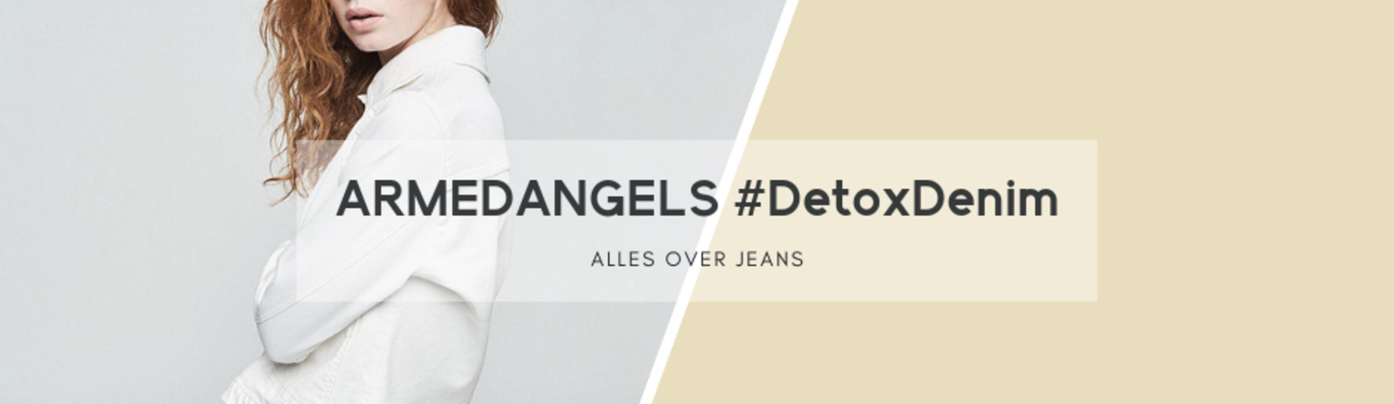 Maak kennis met: Armedangels #DetoxDenim