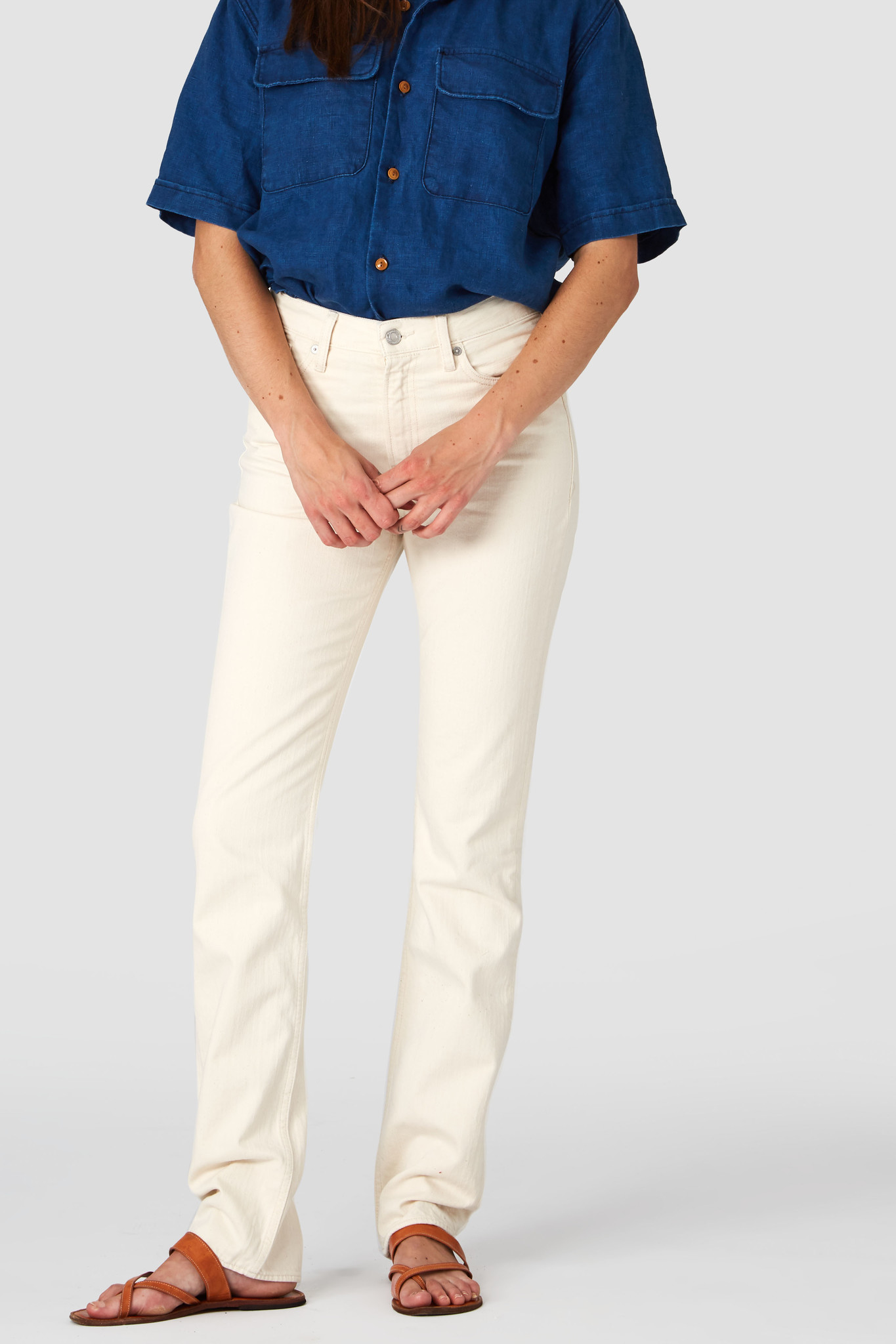 Kings of Indigo | Kimberly Slim Fit Jeans Organic Cotton-2