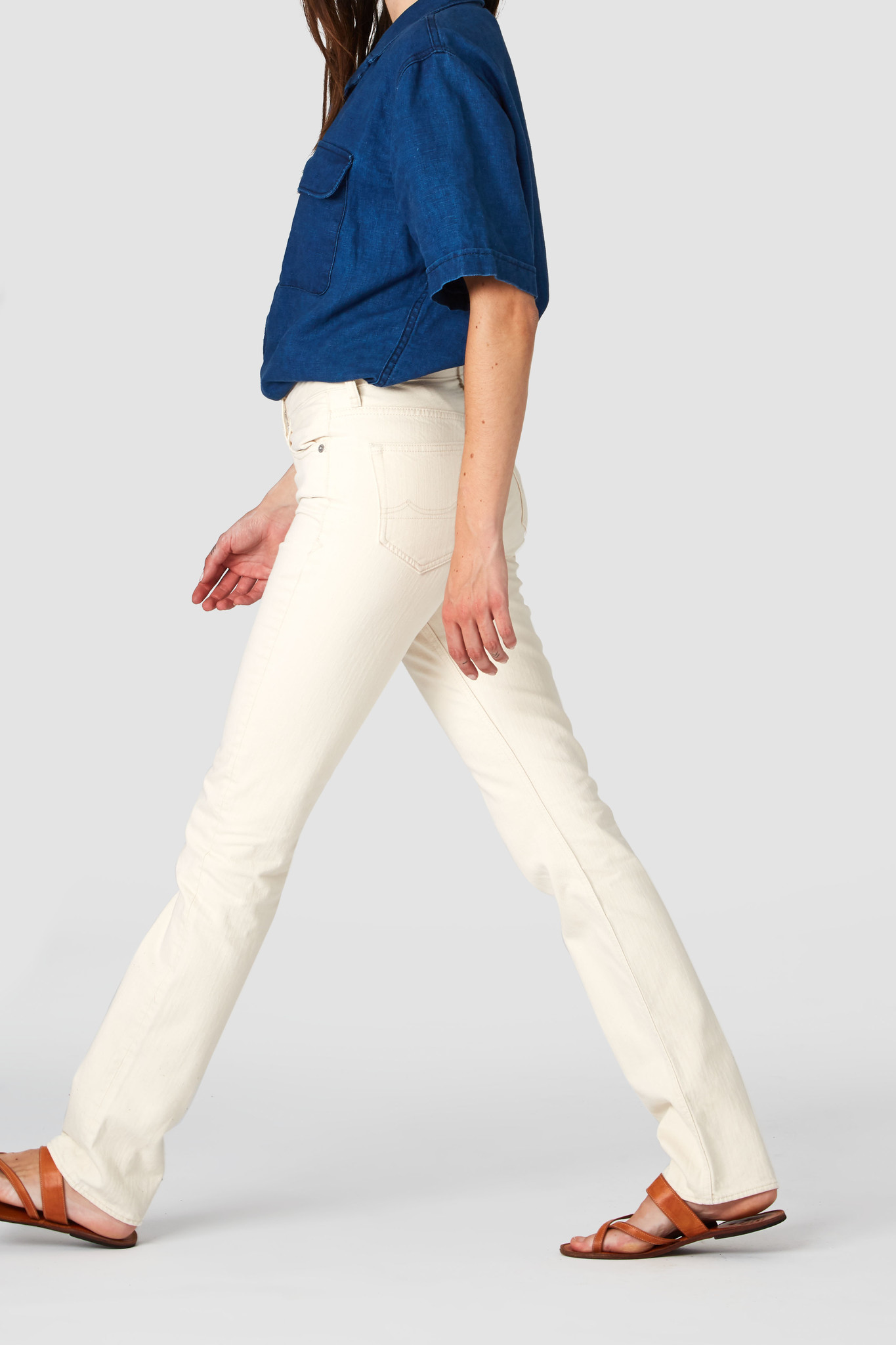 Kings of Indigo | Kimberly Slim Fit Jeans Organic Cotton-3