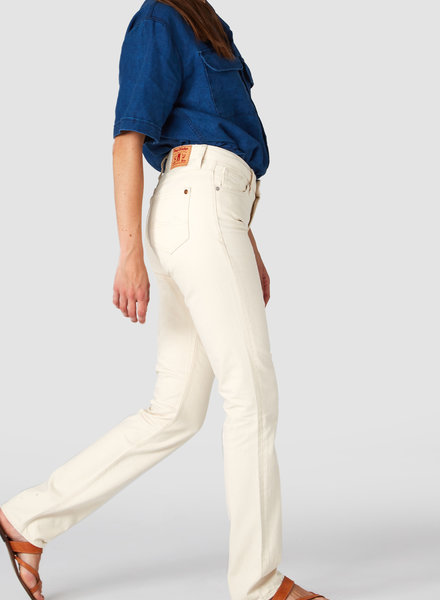 Kings of Indigo Kimberly Slim Fit Jeans Biologisch Katoen