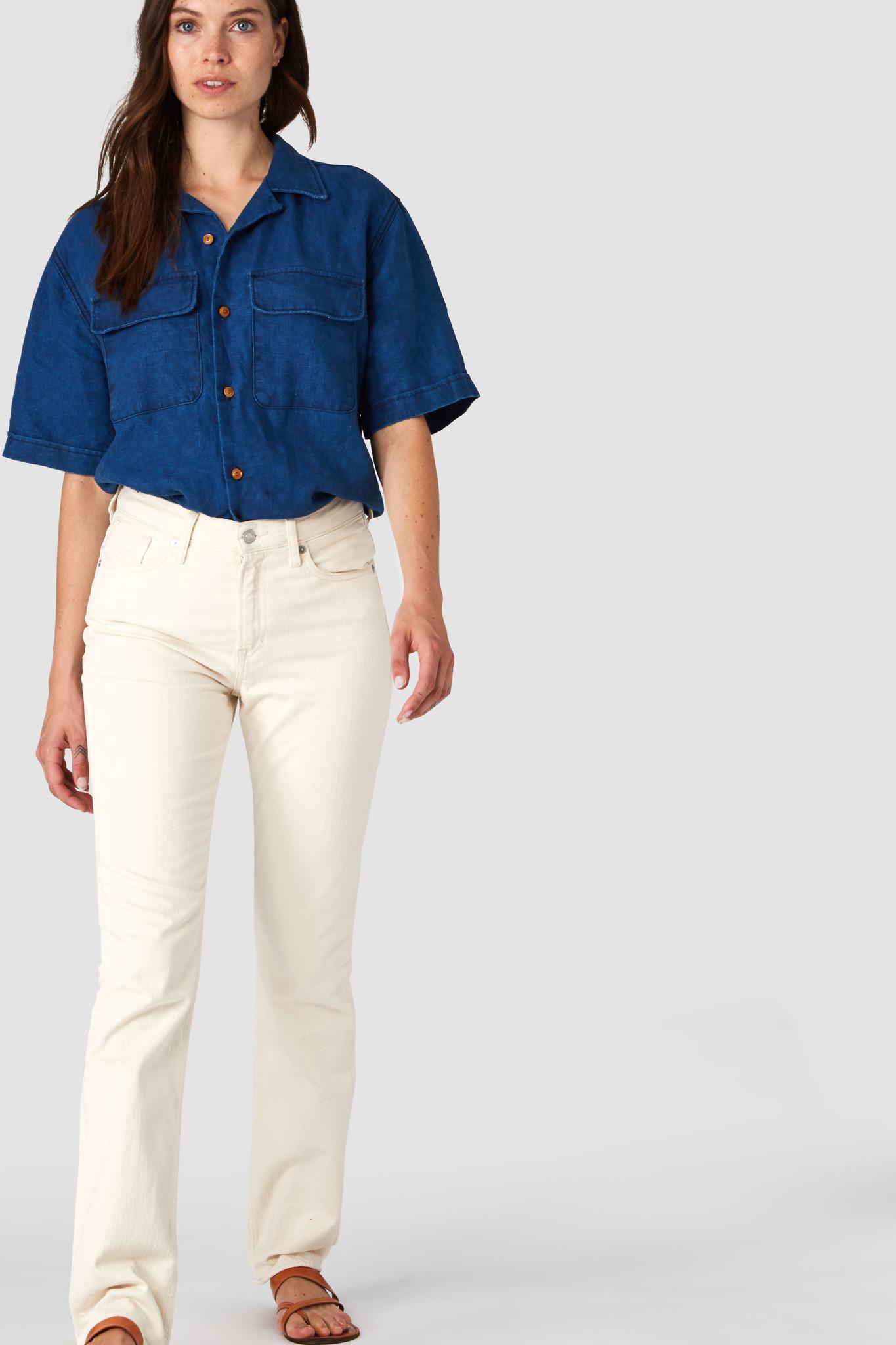 Kings of Indigo | Kimberly Slim Fit Jeans Biologisch Katoen