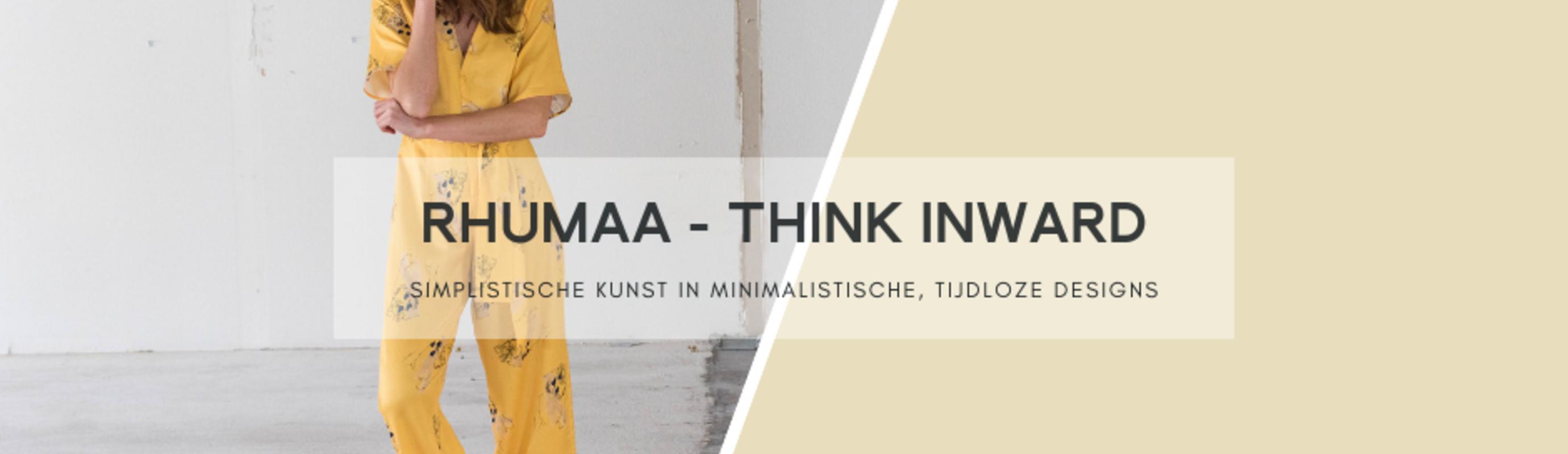Rhumaa - De Nieuwe Zomercollectie 'Think Inward'