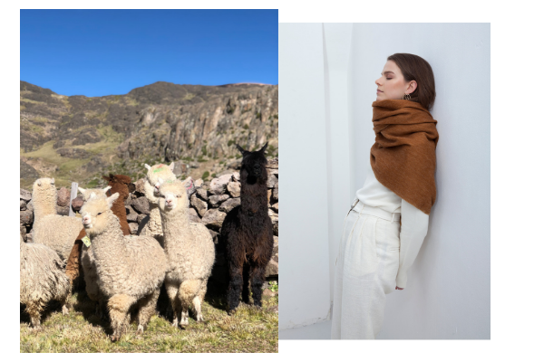alpaca sjaal bufandy take it slow webshop